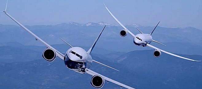 """צפו: המטוסים ערכו """"ריקוד זוגי בשמיים"""""""