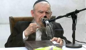 """ראש הישיבה הגר""""ג אדלשטיין"""