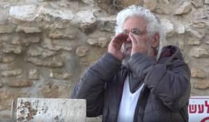 """""""מ-נ-ח-ה"""": 'המואזין היהודי' של חברון • צפו"""