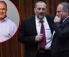 ליברמן, דרעי ולסרי - דרעי וליברמן דנו: האם להריץ מועמד לראשות העיר אשדוד