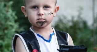 אילוסטרציה - בן 3 ירה בפעוטות במעון ופצע אותם קשה