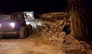 """נהרס ביתו של רוצח ראובן שמרלינג הי""""ד"""