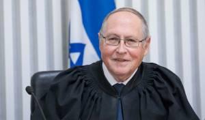 השופט אליקים רובנשטיין