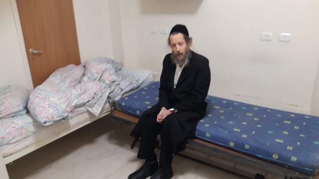 הנעדר בן ציון בהרן