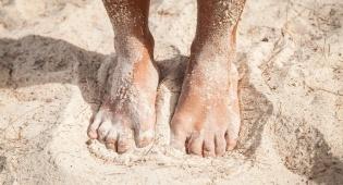 הפתרון המקורי: כך תשאירו את החול בים
