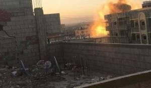רגע הפיצוץ - דאעש תקף בסיני: 9 הרוגים ו-10 פצועים