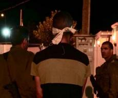 מעצר אחד הסייענים לפיגוע