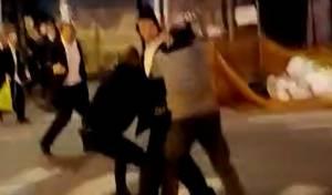 במחאת הקיצונים: בלשים זינקו - ועצרו • צפו