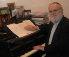 """אלי ליפסקר ז""""ל - ה""""בעל מנגן""""  של הרבי מלובביץ' הלך לעולמו"""