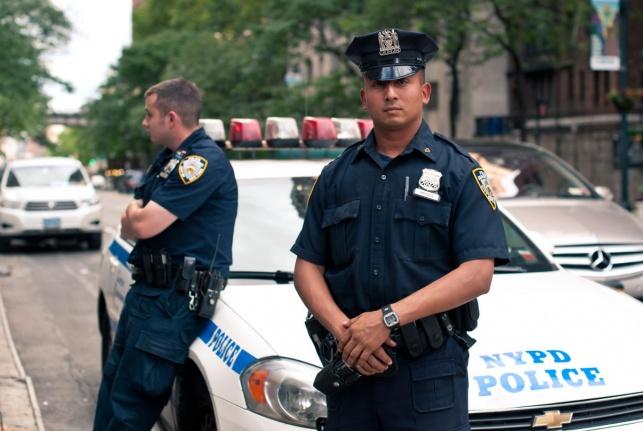 שוטרים בניו יורק. ארכיון