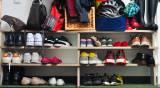 סידור ארון הנעליים בבית - עושים לך סדר