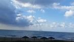 """צפו: """"דמוי טורנדו"""" היום מול חוף פלמחים"""