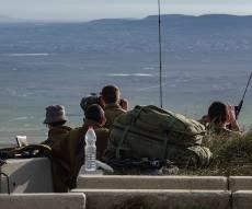 גבול סוריה ישראל. ארכיון