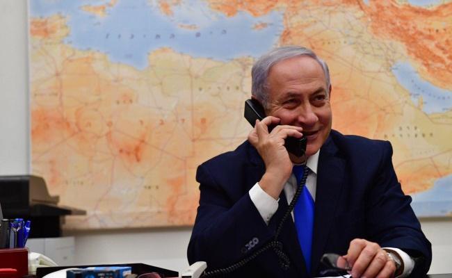 טראמפ: נכיר בריבונות ישראל על הגולן • נתניהו: נס פורים