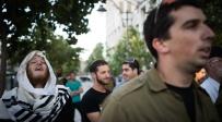 חלק מהצעדה - צפו: חרדים וחילונים תומכים בחיילים חרדים