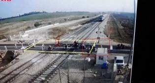 הנכים חסמו את הרכבת וגרמו לשיבושים