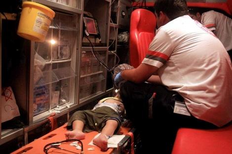 י-ם: בת שנתיים נפלה מקומה שלישית ונהרגה
