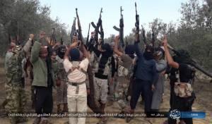 תיעוד: דאעש נשבעו אמונים למנהיג החדש