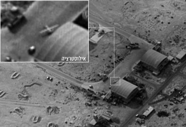 """צה""""ל חשף: זה הבסיס הסורי ממנו איראן פעלה - והותקף"""