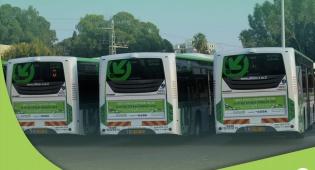אוטובוסים של חברת אפיקים