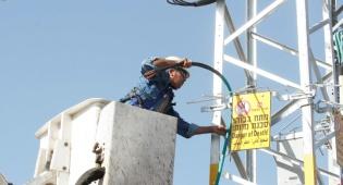 עובד חברת החשמל יקבל פיצויים. אילוסטרציה - חברת החשמל תשלם  לעובד שנפגע עקב תקלה ברכב