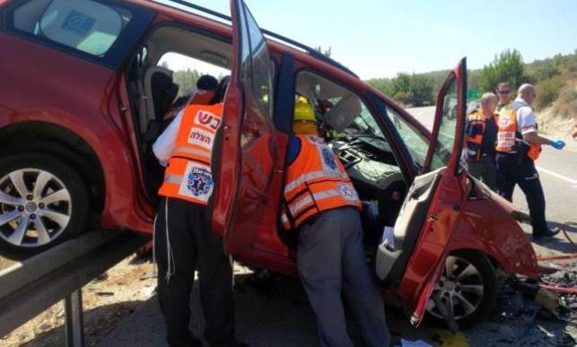 זירת התאונה, היום
