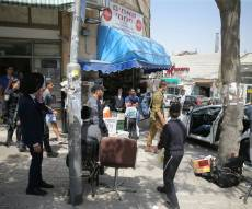 חייל חולץ ממאה שערים בחסות המשטרה