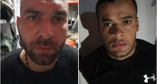 שני המחבלים שנתפסו הלילה בג'נין