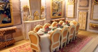 צפו: בית ממתקים מעוצב כאחוזה מהמאה ה-19