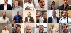 זמרי דרום אמריקה שרים יחד: 'אנחנו יהודים'