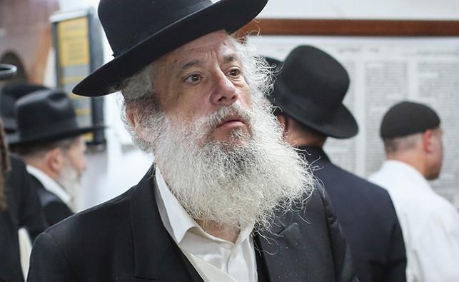 ראש עיריית בני ברק חנוך זייברט