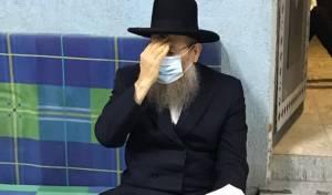 צפו: הגאון רבי יצחק ברדא מקונן על החרבן
