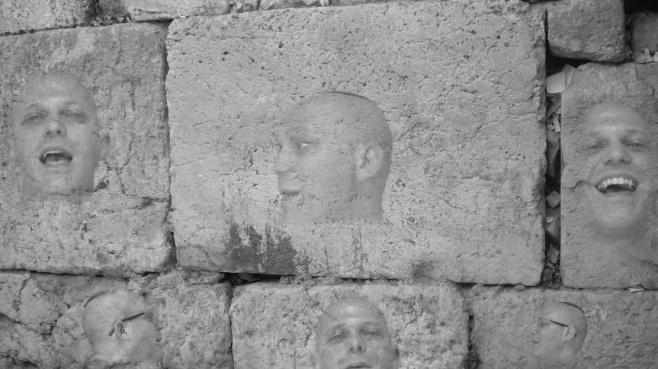 שי ברק במחרוזת שירי ירושלים - אקאפלה