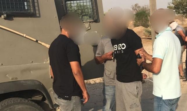 אחד מראשי ארגון הפשע בצפון נלכד ביריחו