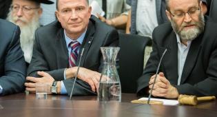 ראשי יהדות התורה, עם אדלשטיין