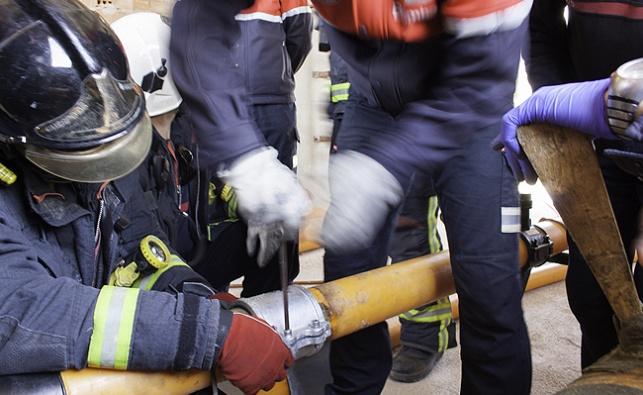 בני ברק: פנימייה פונתה בגלל דליפת גז חזקה