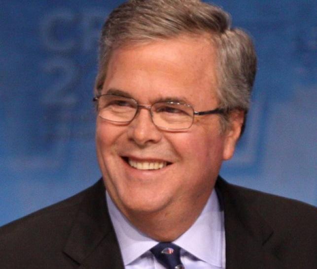 ג'ב בוש הכריז על ריצה לנשיאות
