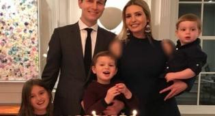 איוונקה, ג'ארד והילדים - כך משפחת קושנר חוגגת חנוכה בבית הלבן