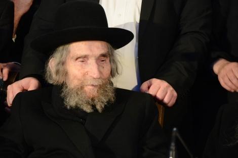 מרן הרב שטיינמן - בעקבות המצב: גדולי ישראל קוראים להתחזק