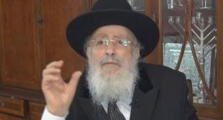 הגאון רבי שמעון אליטוב מסביר: מהי שמחת החג?