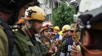 מפקד צוות החילוץ הישראלי - נמשכים מאמצי חילוץ הנפגעים במקסיקו
