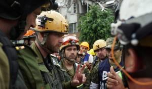 מפקד צוות החילוץ הישראלי