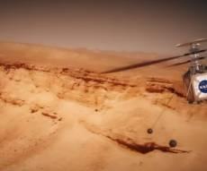 """סוכנות נאס""""א: """"נשגר למאדים מסוק זעיר"""""""