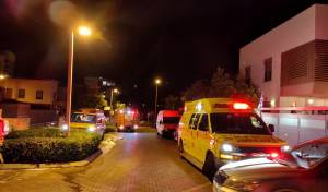 גבר בן 40 נספה בשריפה בהוסטל ברחובות