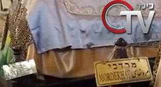 נדיר: קבר מרדכי ואסתר באיראן