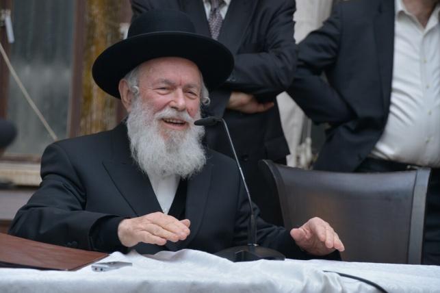 רבי יצחק זילברשטיין