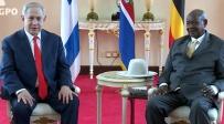 נתניהו בפגישה עם הנשיא הסודני לפני כשנה