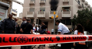 זירת הפיצוץ - אישום: דליפת הגז לא טופלה - עד הפיצוץ