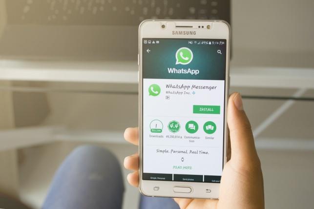 תביעה נגד 'ווטאסאפ': פוגעת בפרטיות