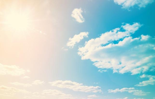התחזית: היום ללא שינוי ניכר בטמפרטורות
